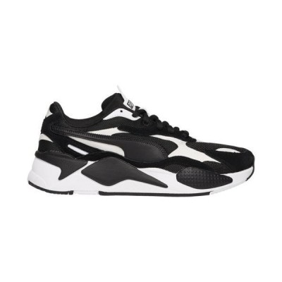 (取寄)プーマ メンズ シューズ プーマ RS-X3 Puma Men's Shoes PUMA RS-X3 Black White Black