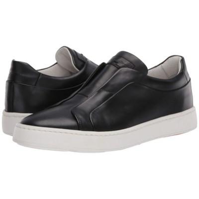 サントーニ Santoni メンズ スニーカー シューズ・靴 Pass Sneaker Black