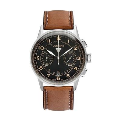 腕時計 ユンカース ドイツ 6970-5 Junkers G38 6970-5 Mens Chronograph Classic & Simple