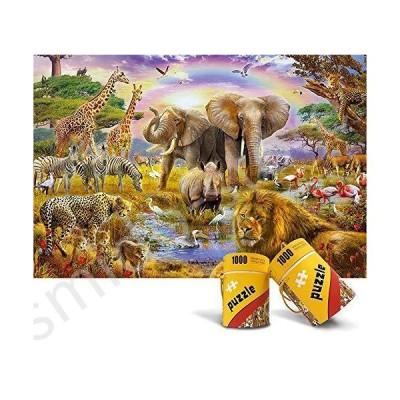 新品未使用!!送料無料!!Environmental Puzzle 1000 Pieces Jigsaw Puzzle Kids Adult Pure Wooden