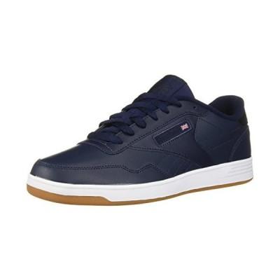 Reebok Men's Club MEMT Walking Shoe Collegiate Navy/Black 4.5 M US 並行輸入品