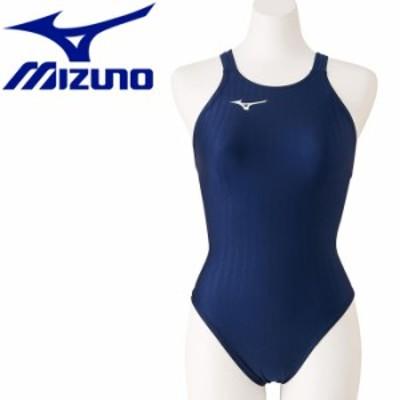 【メール便送料無料】ミズノ スイム 競泳用ハイカット レースオープンバック ジュニア N2MA042214