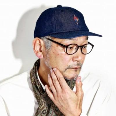 stetson キャップ 秋 冬 メンズ ステットソン 野球帽 紳士 チノクロス ロゴ キャップ カウボーイ 帽子 フリーサイズ サイズ調整 日本製