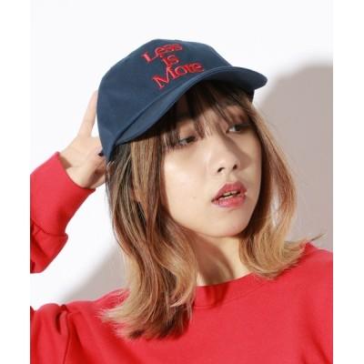 PAGEBOY / 【PAGEBOYLIM】シシュウキャップ WOMEN 帽子 > キャップ