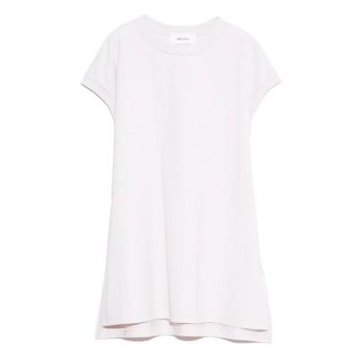 ミラオーウェン Mila Owen フレンチスリーブTシャツ (WHT)