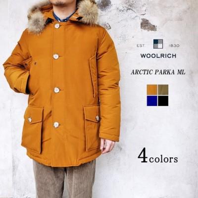 WOOLRICH ウールリッチ ARCTIC PARKA ML アークティックパーカ WOCPS2919 WOOU0297 メンズ ジャケット ダウン カーキ ネイビー ブラック S M L 〔FL〕
