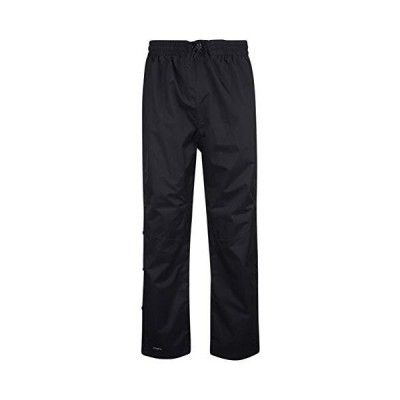 Mountain Warehouse Downpour Mens Waterproof Overtrousers - Breathable Rain