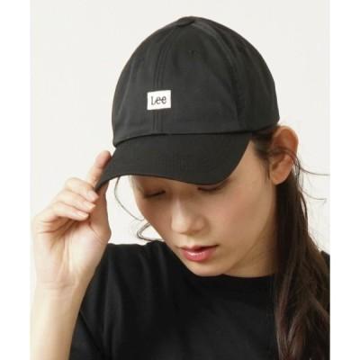 帽子 キャップ 【Lee】BOX LOGO CAP