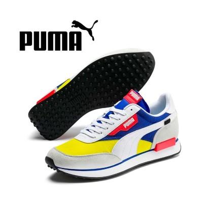 (PUMA/プーマ)プーマ PUMA フューチャー ライダー スニーカー メンズ FUTURE RIDER PLAY ON ホワイト 白 37114906'/メンズ その他