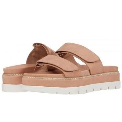 J/Slides レディース 女性用 シューズ 靴 ヒール Betsey - Blush Waxy Nubuck