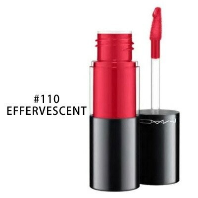 MAC マック バーシーカラーバーニッシュクリームリップステイン #110 EFFERVESCENT