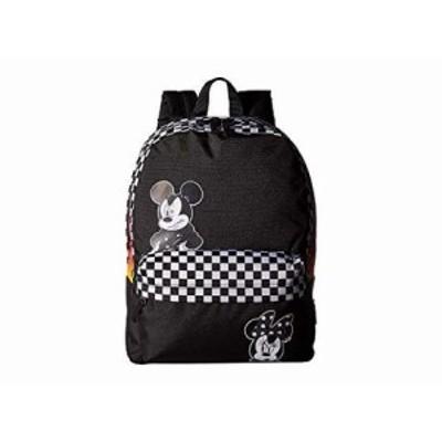 バンズ レディース リュック バックパック Mickeys 90th Punk Mickey Realm Backpack