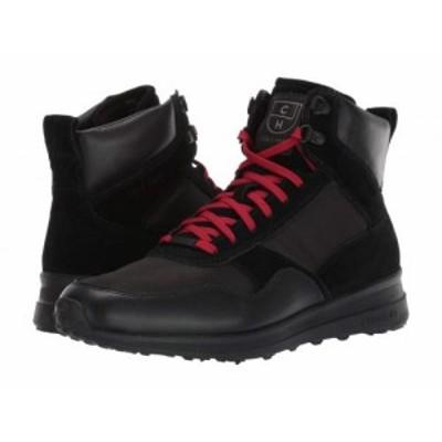 Cole Haan コールハーン メンズ 男性用 シューズ 靴 スニーカー 運動靴 Grandpro Hiker WR Black Water Resistant【送料無料】