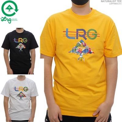 LRG Tシャツ エルアールジー 半袖Tシャツ NATURALIST TEE