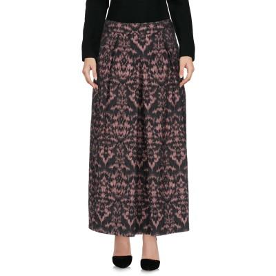 GARAGE NOUVEAU 7分丈スカート パステルピンク 1 ポリエステル 61% / ナイロン 31% / ポリウレタン 8% 7分丈スカート
