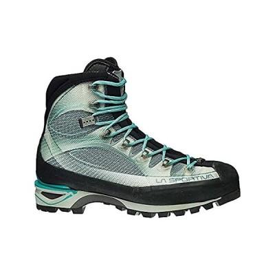 La Sportiva Trango Cube GTX Women's Hiking Shoe, Light Grey/Mint, 42
