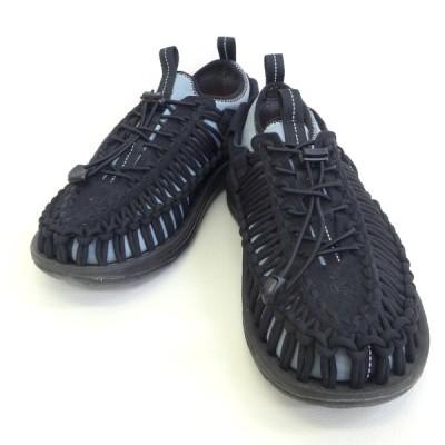 キーン スニーカー ユニーク UNEEK HT アウトドア シューズ  メンズ 26cm ブラック KEEN 靴 F5-IF7560■