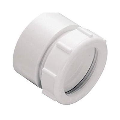 "Plastic Marvel Connector Waste Adapter-1-1/2"" PVC TRAP ADAPTER (並行輸入品)"