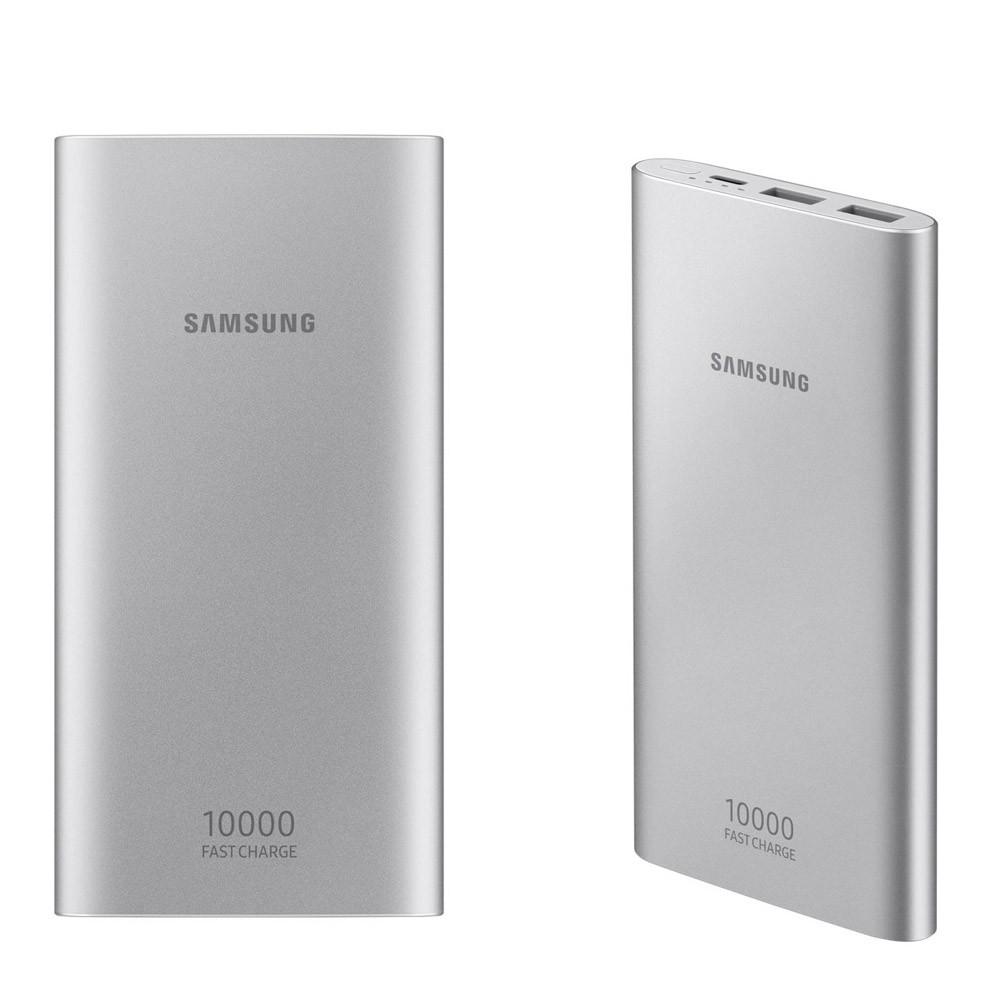 【SAMSUNG】  三星 雙向閃充行動電源10000mAh 銀色 25W, EB-P3300公司貨