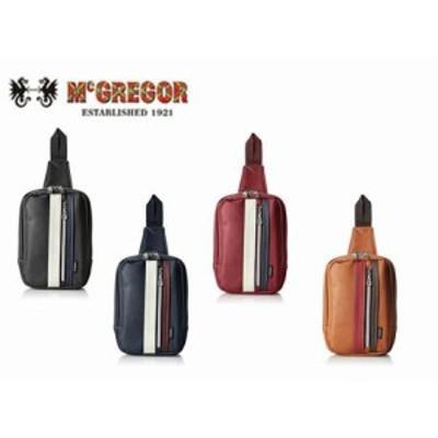 McGregor マックレガー ストライプシリーズ ボディバッグ Sサイズ 21841 5646320 yama17