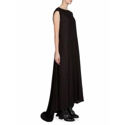 アンドゥムルメステール レディース ワンピース Cap-Sleeve Gown
