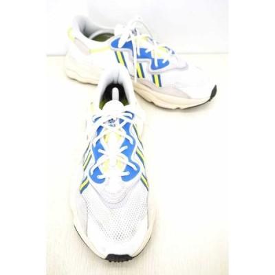 アディダス adidas ORIGINALS OZWEEGO FOOT WEAR オズウィーゴ スニーカー メンズ 27 中古 201128