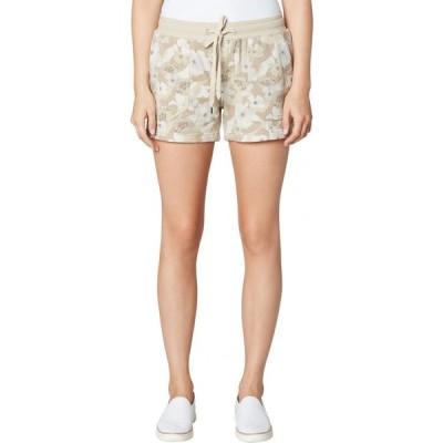 リバプール Liverpool レディース ショートパンツ ボトムス・パンツ Pull-On Knit Shorts with Porkchop Sand Flower Camo Print