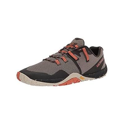 【イチオシ厳選】Merrell mens Trail Glove 6 Sneaker, Beluga, 10 US