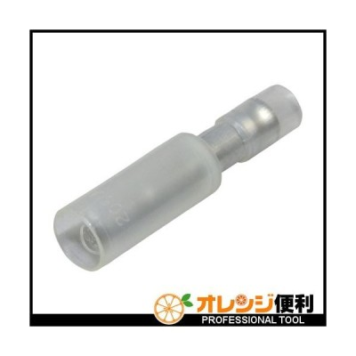 ニチフ 差込形ピン端子パック PC形 (100個入) PC 2005-M-CLR 【431-5308】
