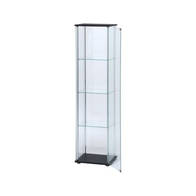 ガラスコレクションケース 4段