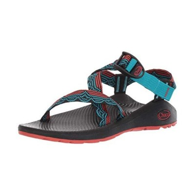 Chaco womens Zcloud athletic sandals, Blip Teal, 15 US
