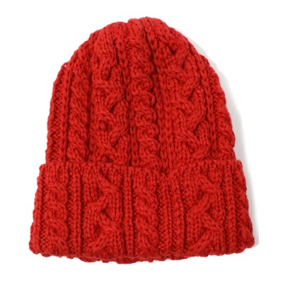 UNCUT BOUND / HIGHLAND2000 (ハイランド2000) BOPCAP ニット帽 WOMEN 帽子 > ニットキャップ/ビーニー