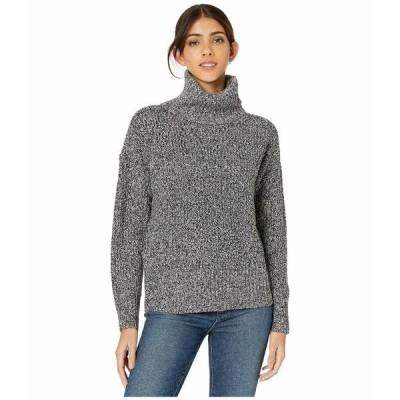 サンクチュアリー ニット&セーター アウター レディース The Roll Neck Sweater Heather/Black