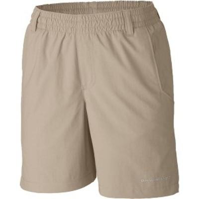 コロンビア メンズ ハーフパンツ・ショーツ ボトムス Columbia Boys' PFG Backcast Shorts Fossil
