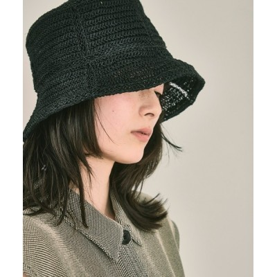 TODAYFUL / アバカバケットハット WOMEN 帽子 > ハット