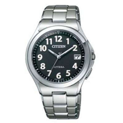 時計 シチズン アテッサ エコ・ドライブ電波時計 ATD53-2846 【返品種別A】