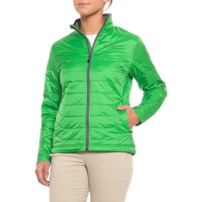 シムス Simms レディース ジャケット アウター fall run primaloft jacket - insulated Spring Green