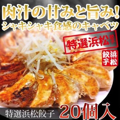 特選浜松餃子20個