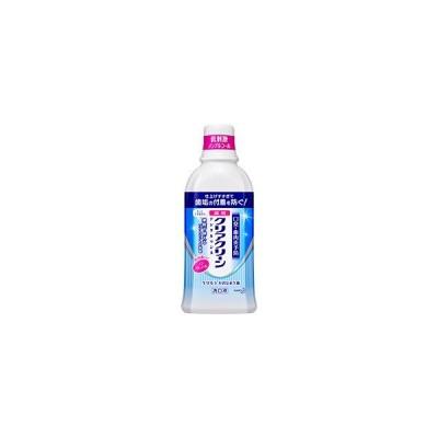 クリアクリーンデンタルリンス ソフトミント 600ml 薬用洗口液 花王
