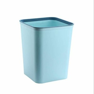 LSNLNN Garbage CanTrash Can Plastic Trash Can Without Lid Can Be Hand-Held Long Cylindrical Sealed Large Waste Paper Basket