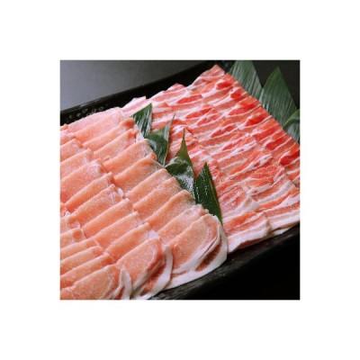 指宿市 ふるさと納税 鹿児島黒豚しゃぶしゃぶ黄金セット(肉の上高原)A-057