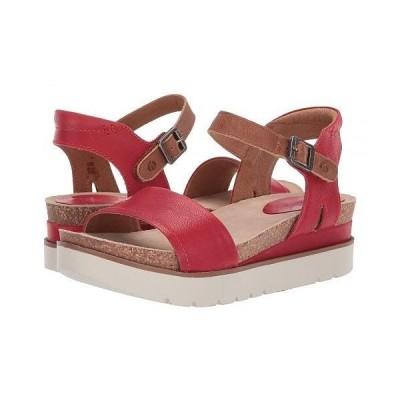 Josef Seibel ジョセフセイベル レディース 女性用 シューズ 靴 ヒール Clea 01 - Red/Kombi