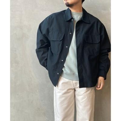 シャツ ブラウス [Jeans Factory Clothes/ジーンズファクトリークローズ] ファティーグビッグシルエットシャツ