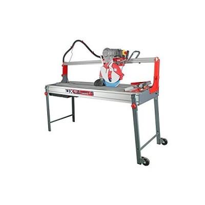 """Rubi DX-350-N 1300 Laser & Level 58"""" Cut Heavy Duty 12"""" (1""""arbor) Tile Saw with Plunge Cut【並行輸入品】"""