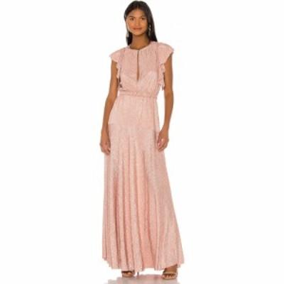 サビーナ ムサエフ Sabina Musayev レディース パーティードレス ワンピース・ドレス Topaz Gown Blush