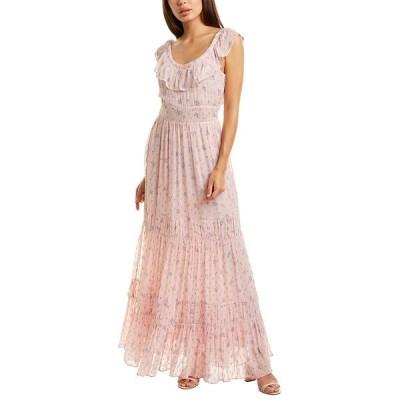 ラブスハックファンシー ワンピース トップス レディース LoveShackFancy Joanne Maxi Dress Maybell
