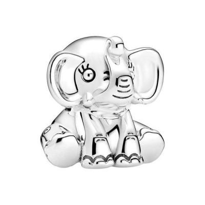 パンドラ レディース ネックレス・チョーカー・ペンダントトップ アクセサリー Friends Ellie The Elephant Charm