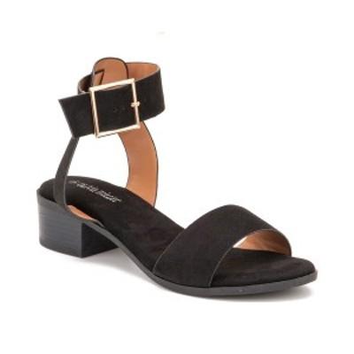 オリビアミラー レディース サンダル シューズ Women's Antoinne Sandals Black