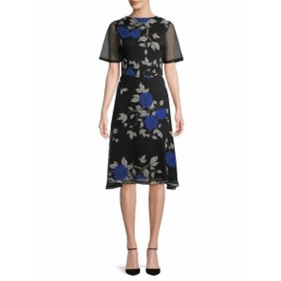 ジェイソンウー レディース ワンピース Floral Silk Dress