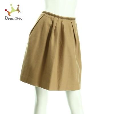 トゥモローランド TOMORROWLAND スカート サイズM レディース ベージュ系 フレアスカート   スペシャル特価 20210125